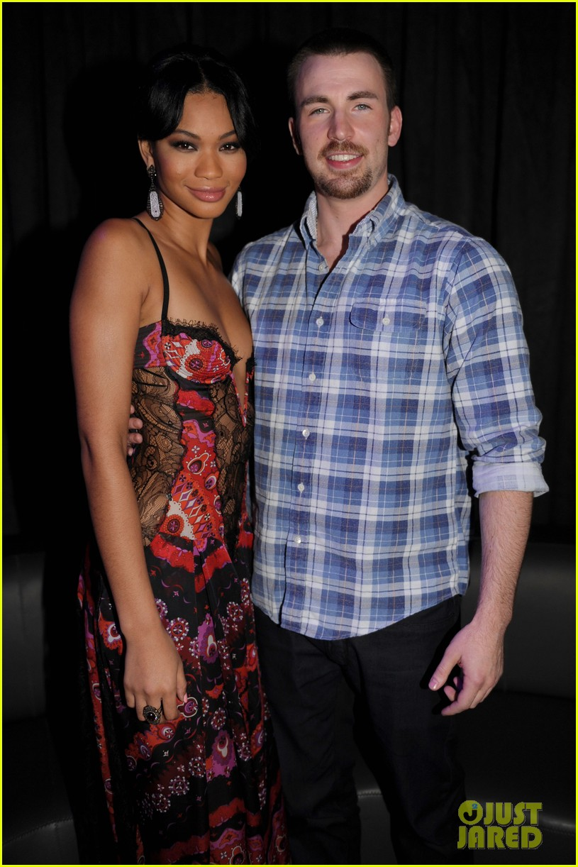 chris evans discovered launch chanel iman 04