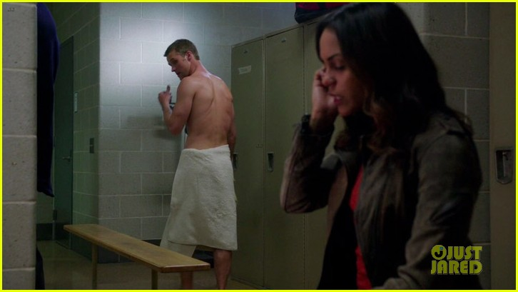 taylor kinney jesse spencer shirtless in chicago fire 132734307