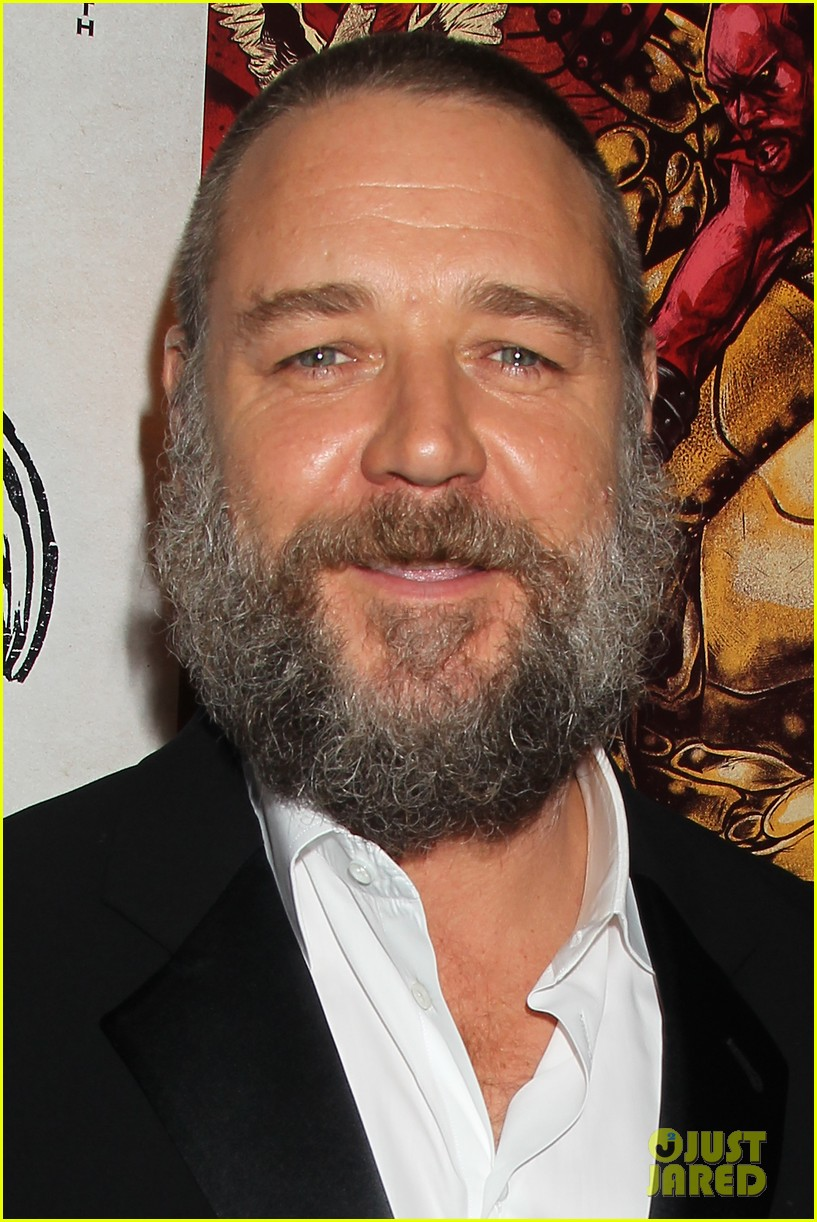 russell crowe iron fists screening 032747441