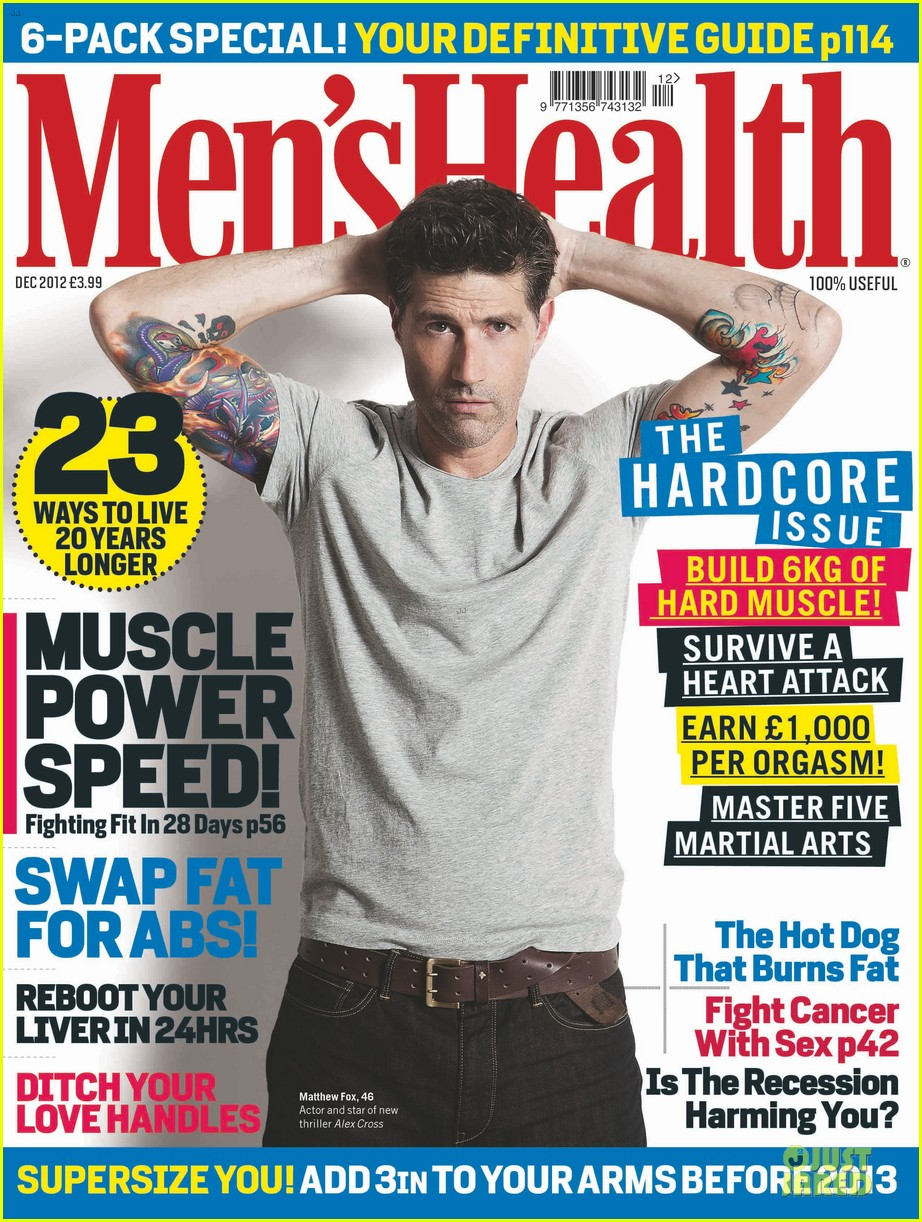 matthew fox covers men's health magazine 03