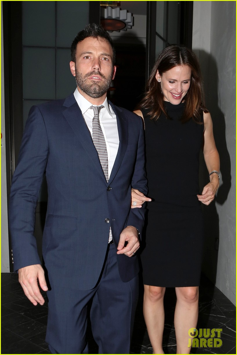 jennifer garner ben affleck fundraiser at spago 02