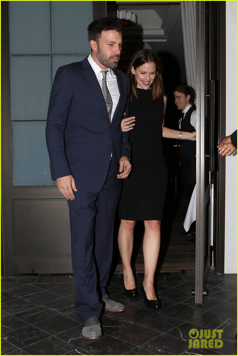 jennifer garner ben affleck fundraiser at spago 032745324