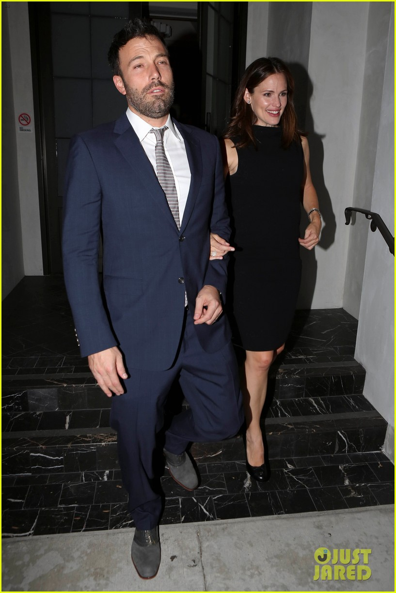 jennifer garner ben affleck fundraiser at spago 062745327