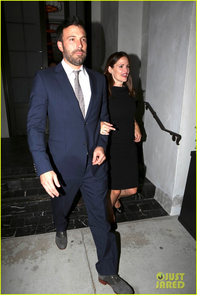 jennifer garner ben affleck fundraiser at spago 082745329