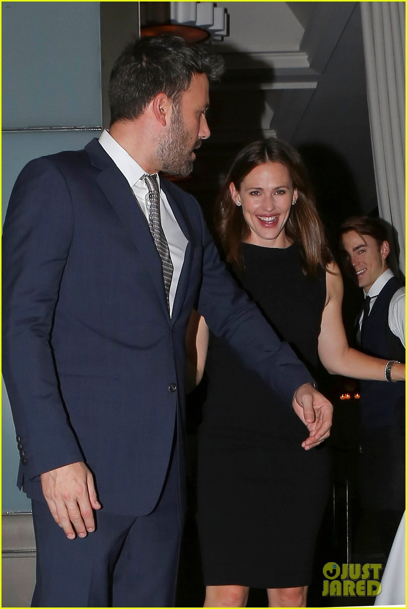 jennifer garner ben affleck fundraiser at spago 112745332