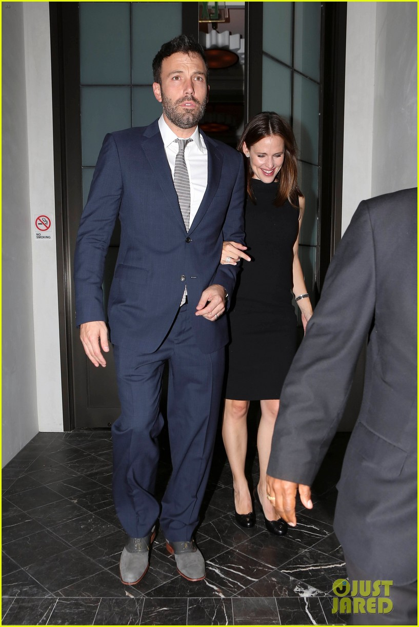 jennifer garner ben affleck fundraiser at spago 12