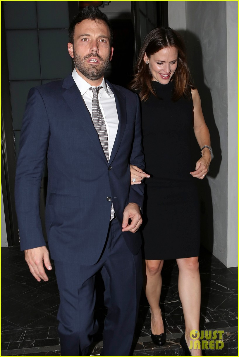 jennifer garner ben affleck fundraiser at spago 152745336