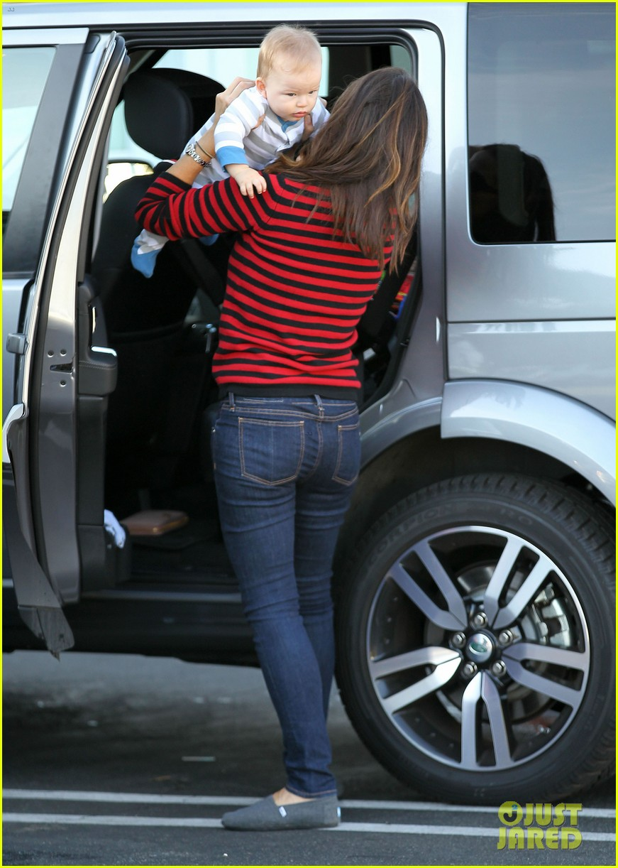 jennifer garner breakfast to go with seraphina samuel 062732805
