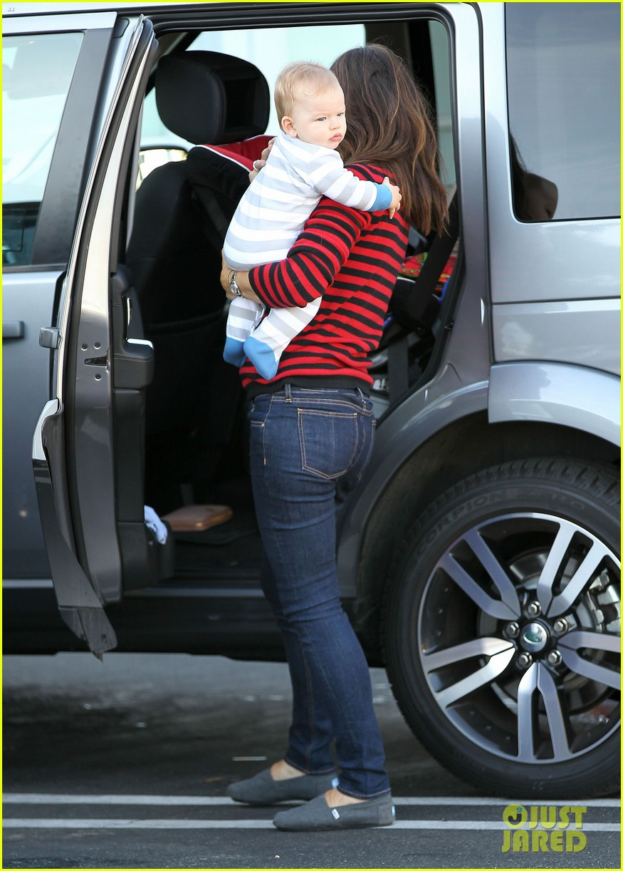 jennifer garner breakfast to go with seraphina samuel 072732806