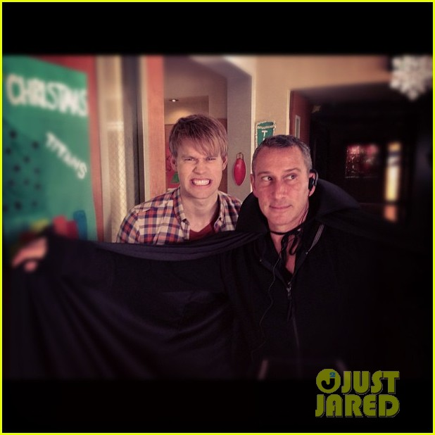 adam shankman glee christmas 02