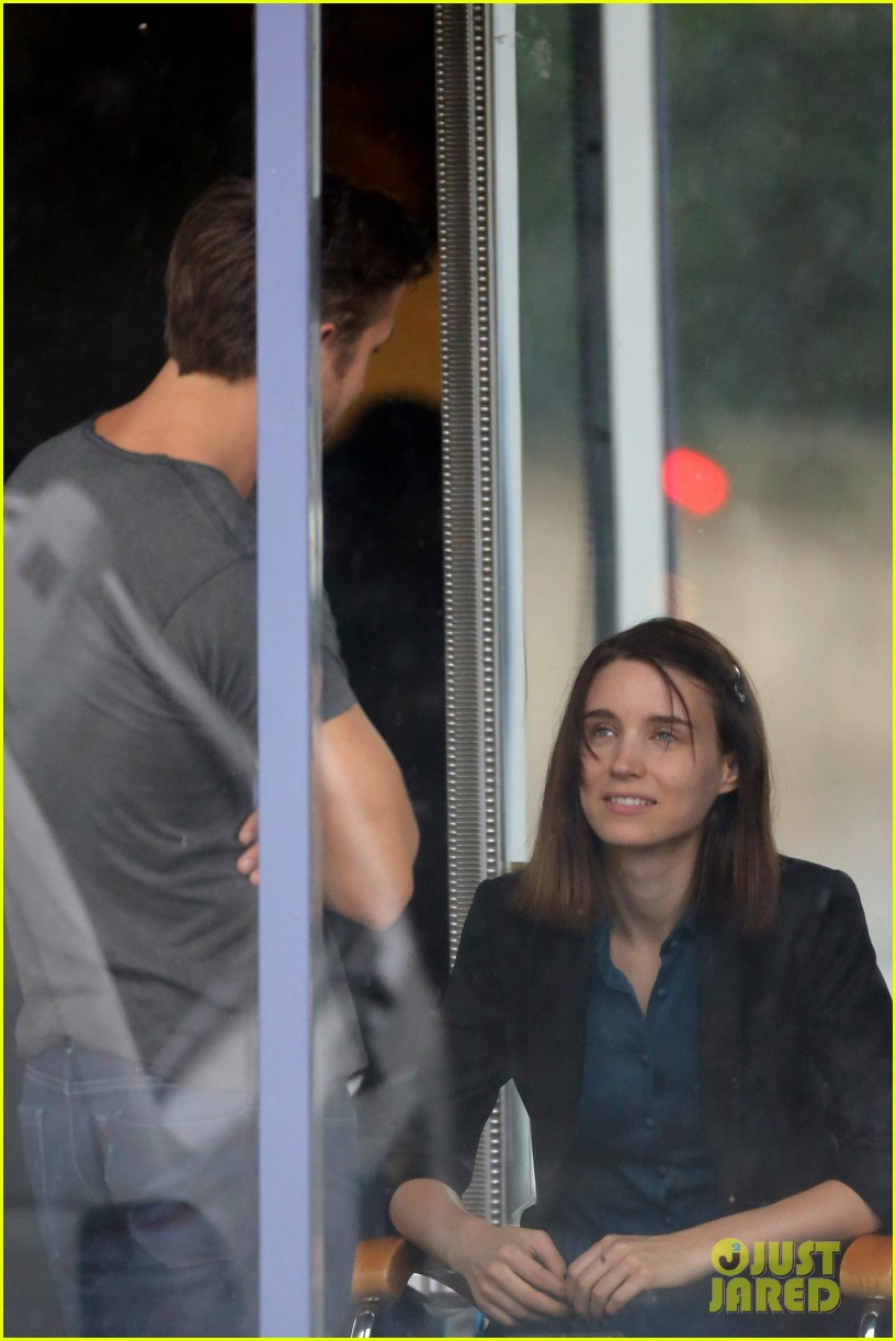 ryan gosling rooney mara dance untitled terrence malick project 162739720