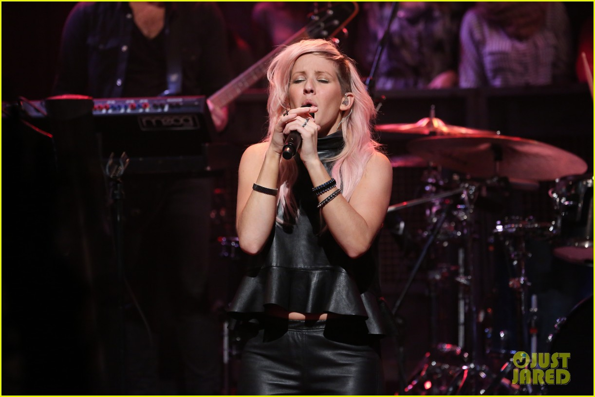 ellie goulding anything could happen live on jimmy fallon 03