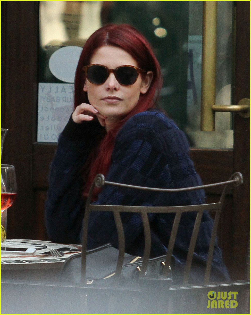 ashley greene new red hair 012741891