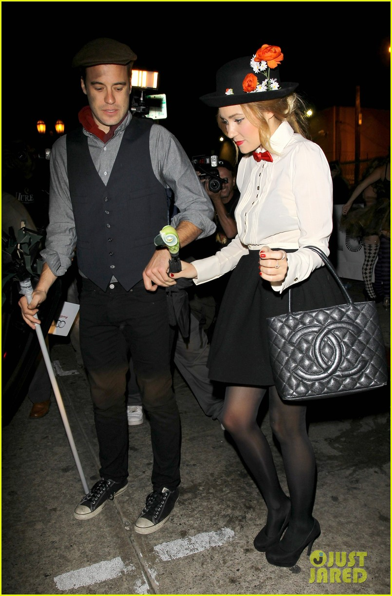 shenae grimes josh beech matthew morrison halloween party 01