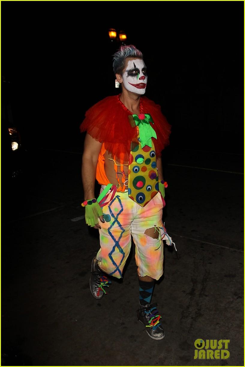 shenae grimes josh beech matthew morrison halloween party 232747845