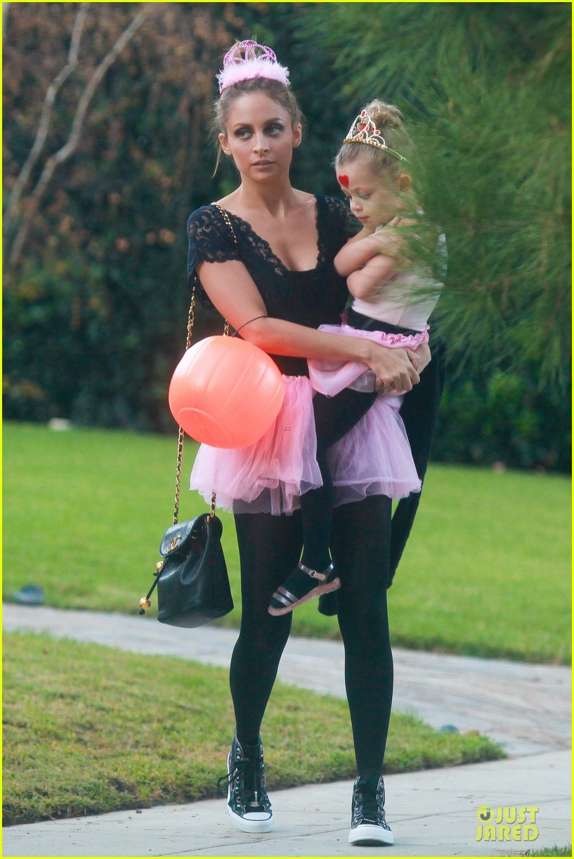 nicole richie works it out in studio city 052749060