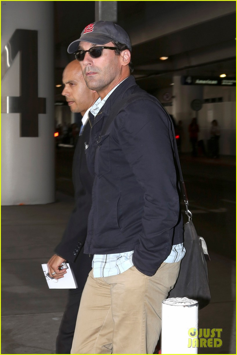 jon hamm back from hawaii 022746902