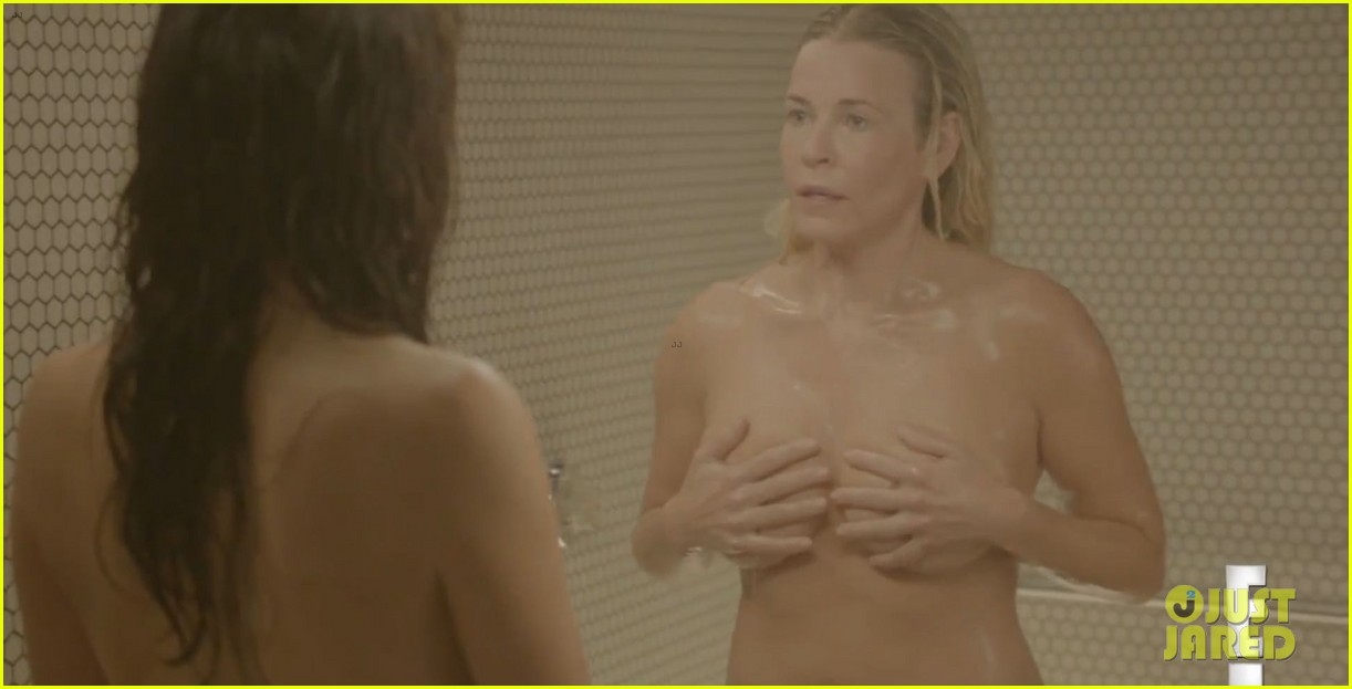 sandra bullock chelsea handler naked shower video 03