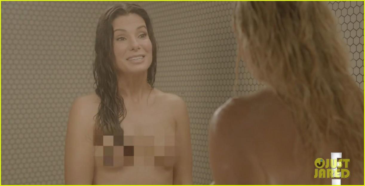 sandra bullock chelsea handler naked shower video 042739171