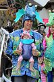 alyson hannigan alexis denisof seahorse halloween couple 02