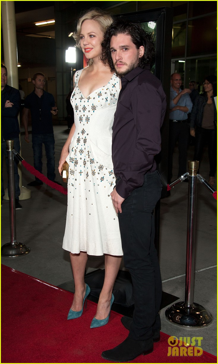 kit harington silent hill revelation 3d with adelaide clemens 05