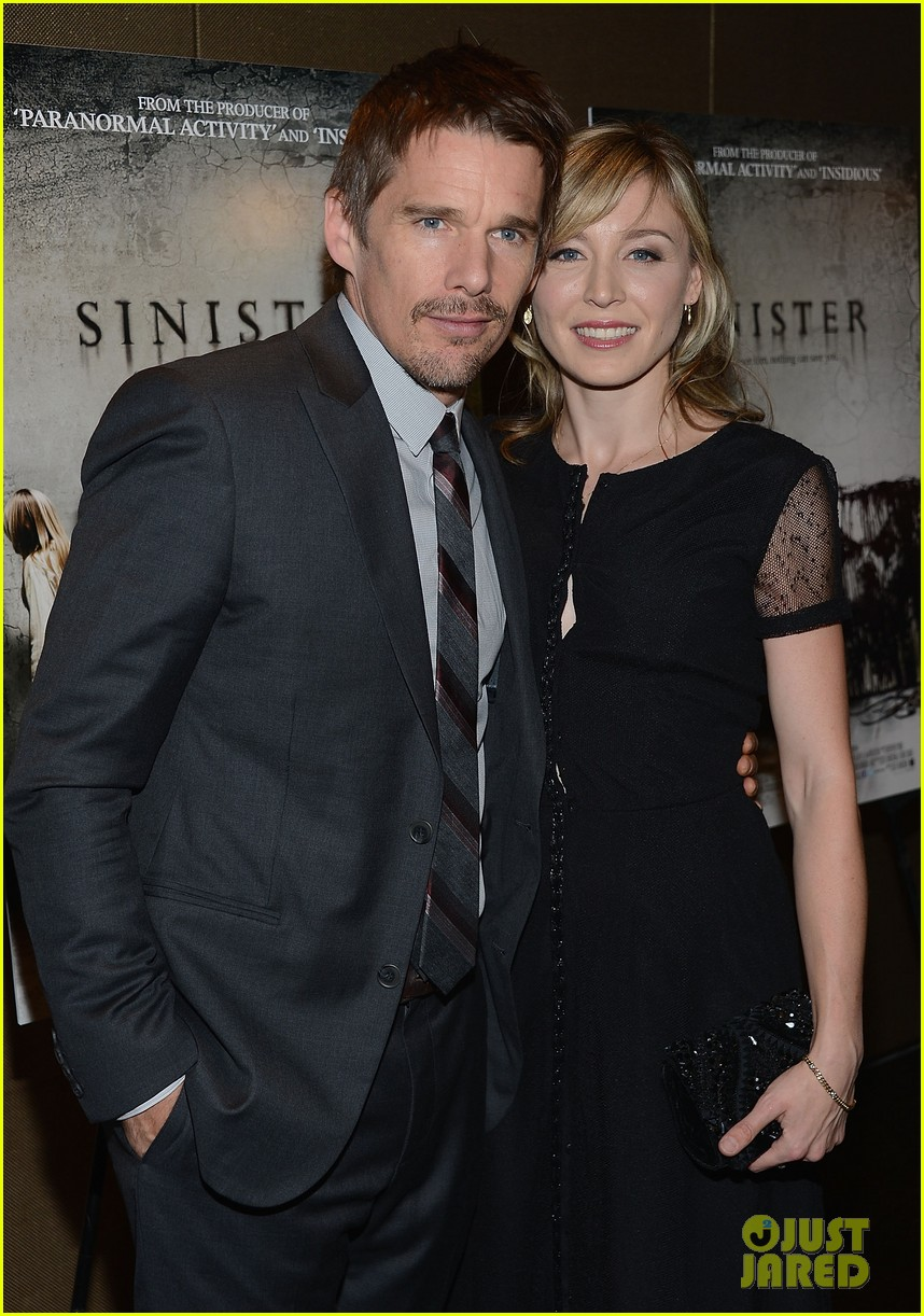ethan hawke sinister new york premiere 022735228