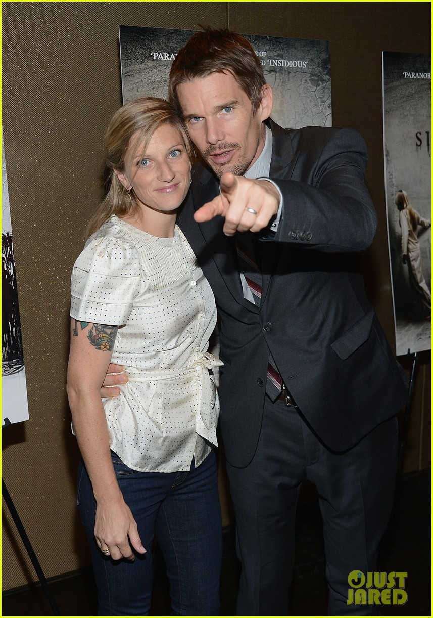 ethan hawke sinister new york premiere 032735229