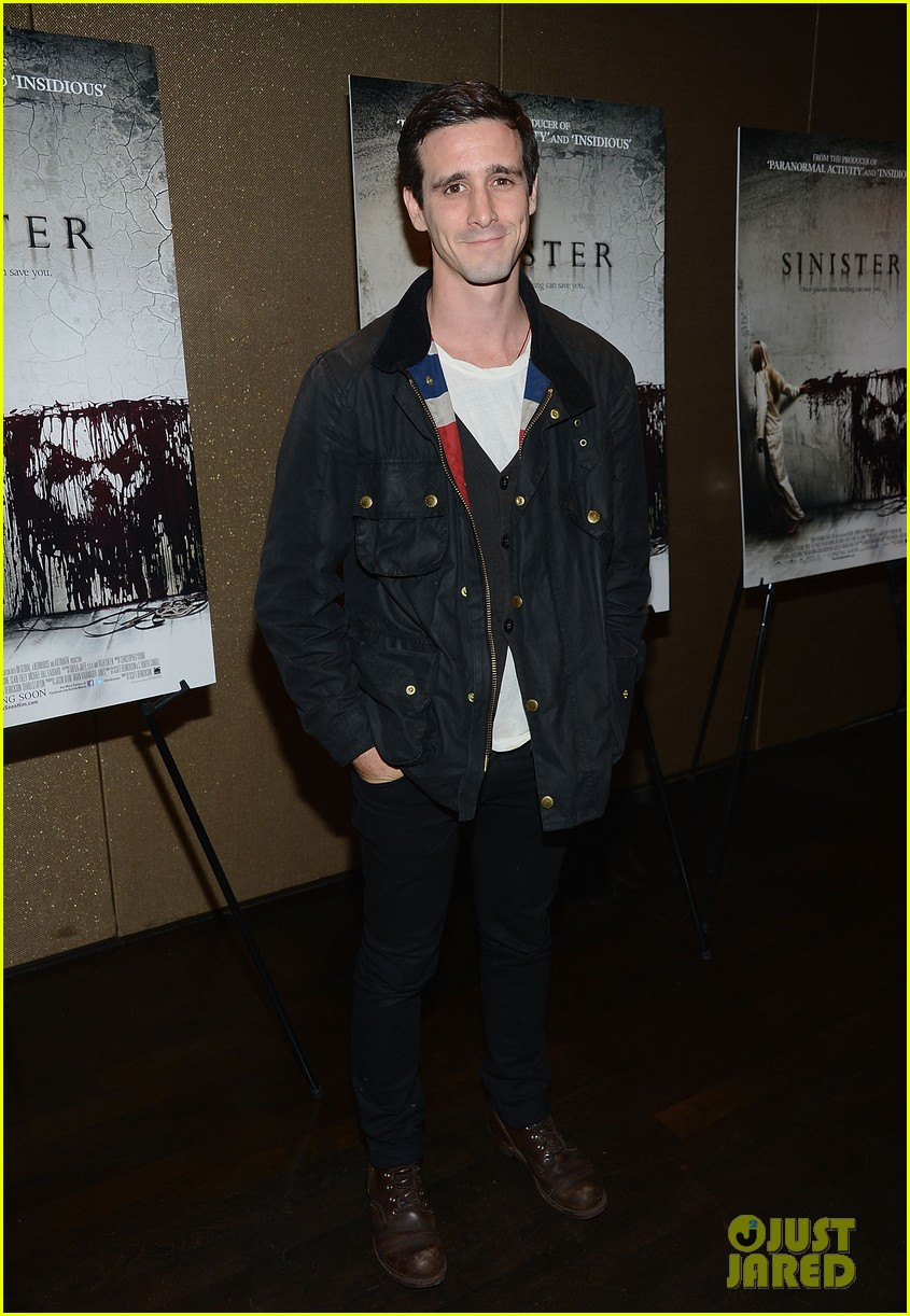 ethan hawke sinister new york premiere 052735231