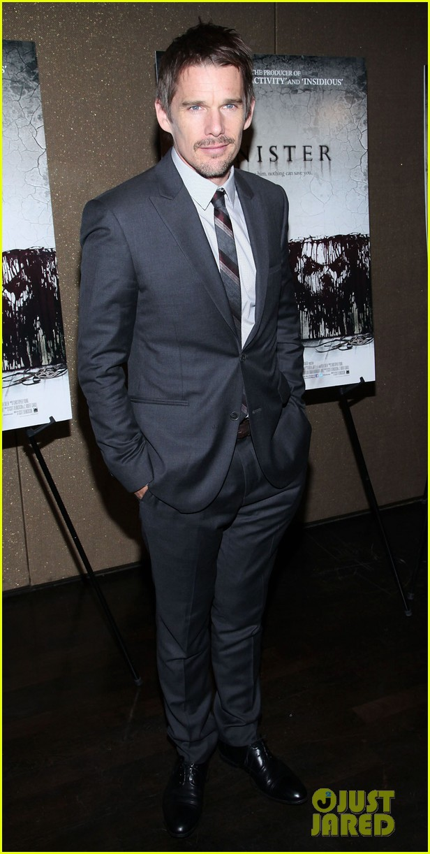 ethan hawke sinister new york premiere 072735233