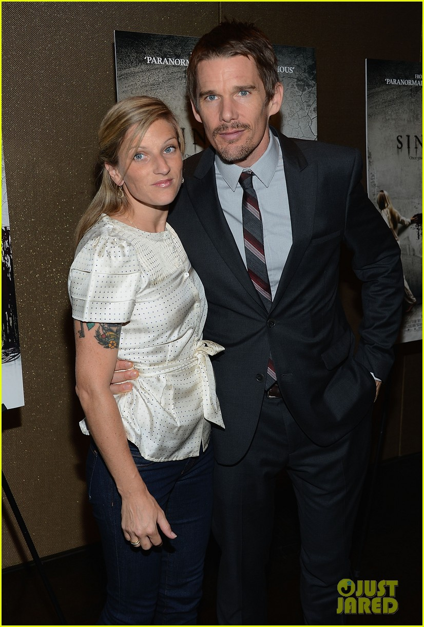 ethan hawke sinister new york premiere 082735234
