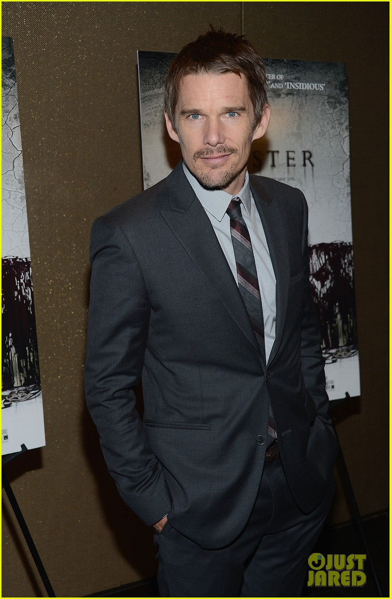 ethan hawke sinister new york premiere 102735236
