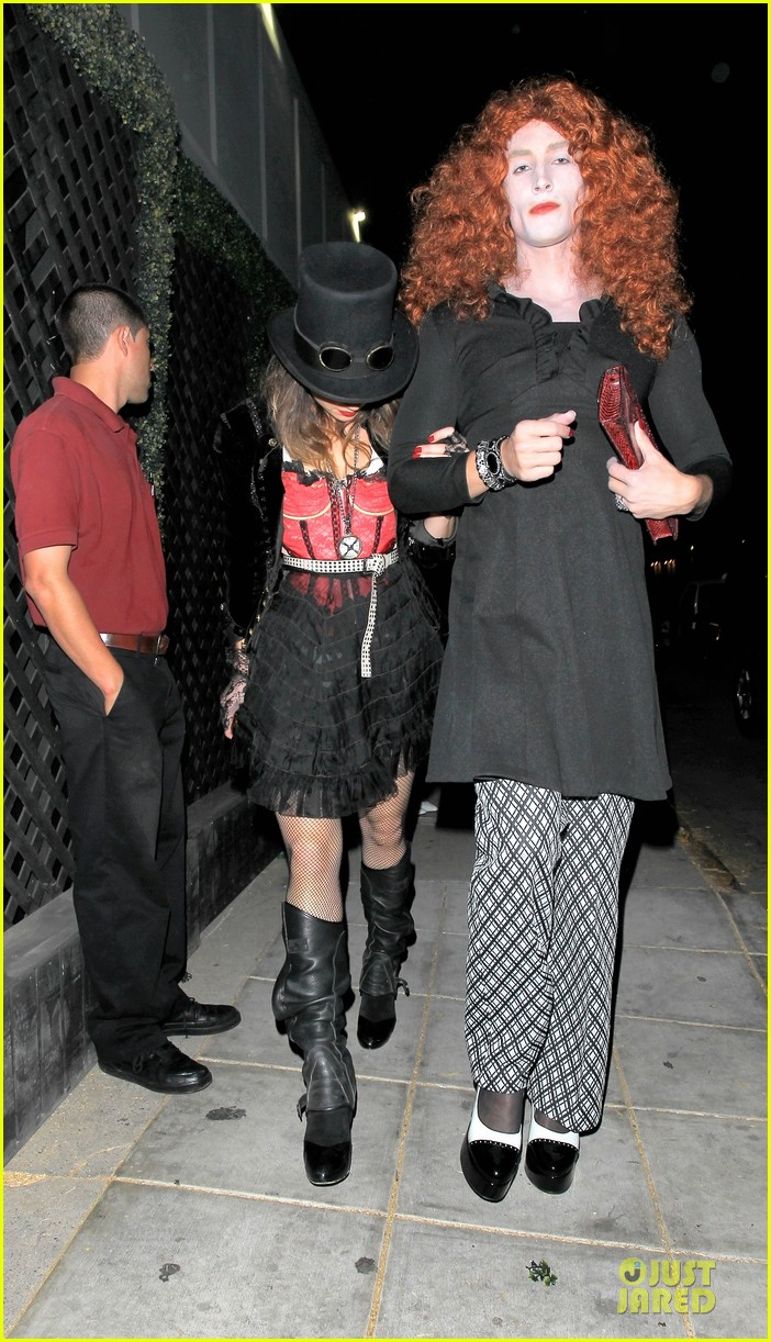 amber heard just jared halloween party 03