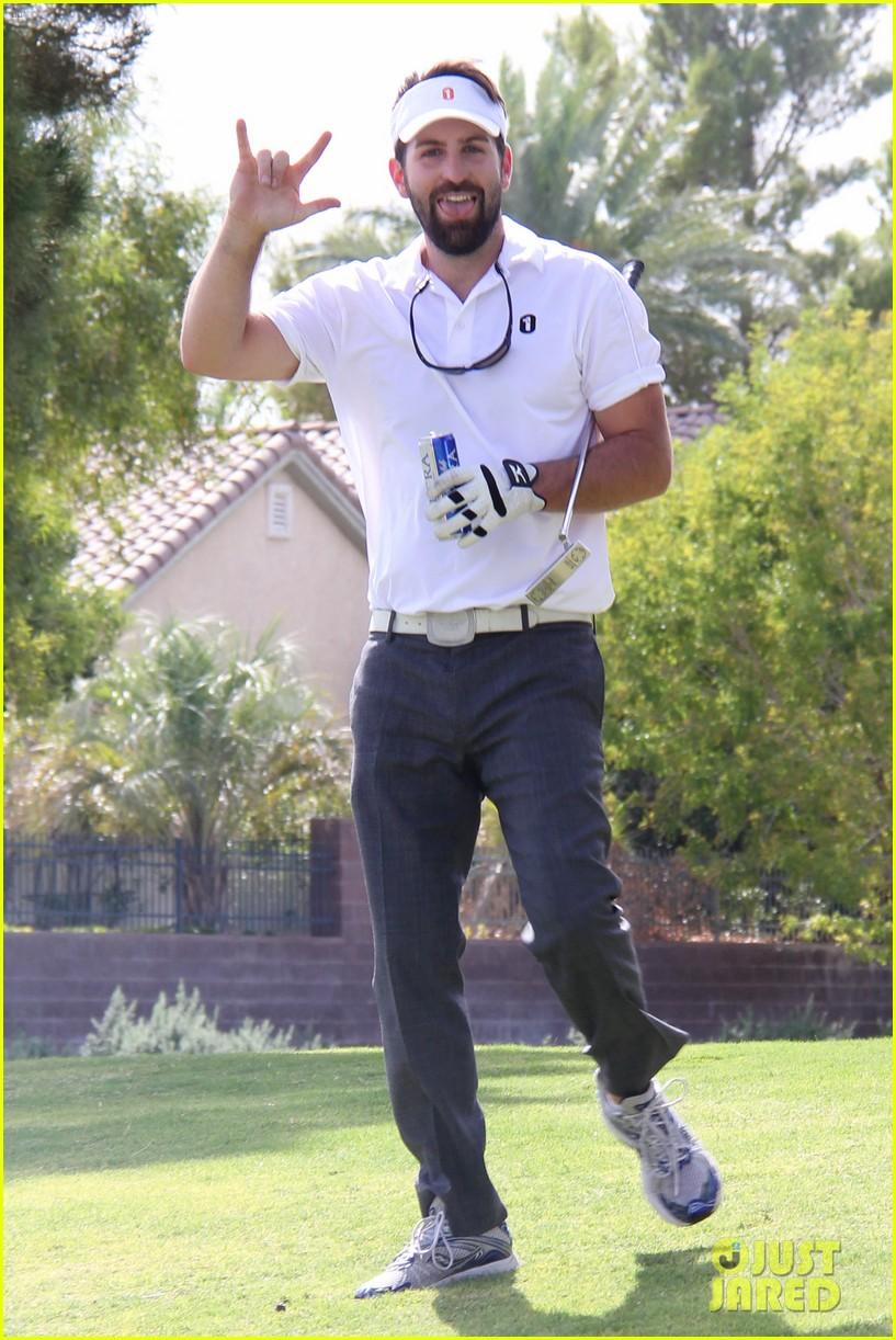 katherine heigl charity golf tournament with josh kelley 052733162