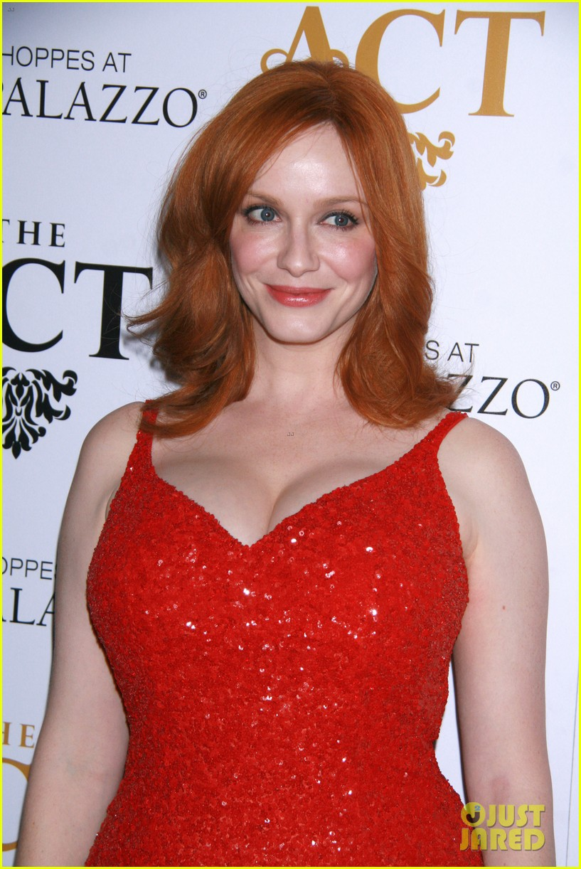 christina hendricks the act 042747817