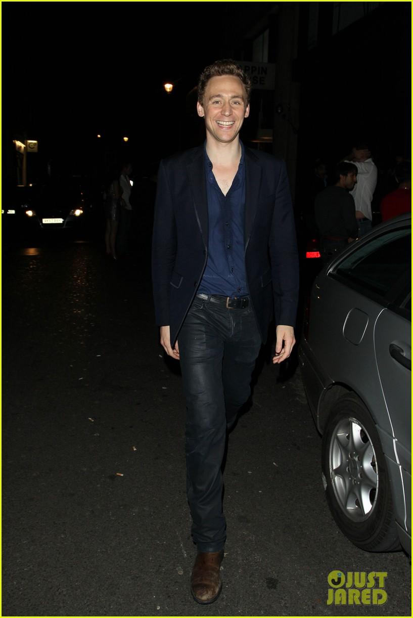 tom hiddleston chinawhites nightclub with zachary levi 012731243