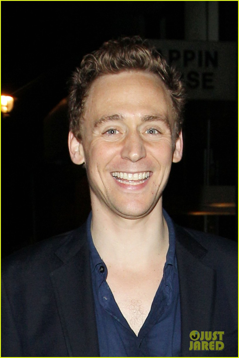 tom hiddleston chinawhites nightclub with zachary levi 022731244