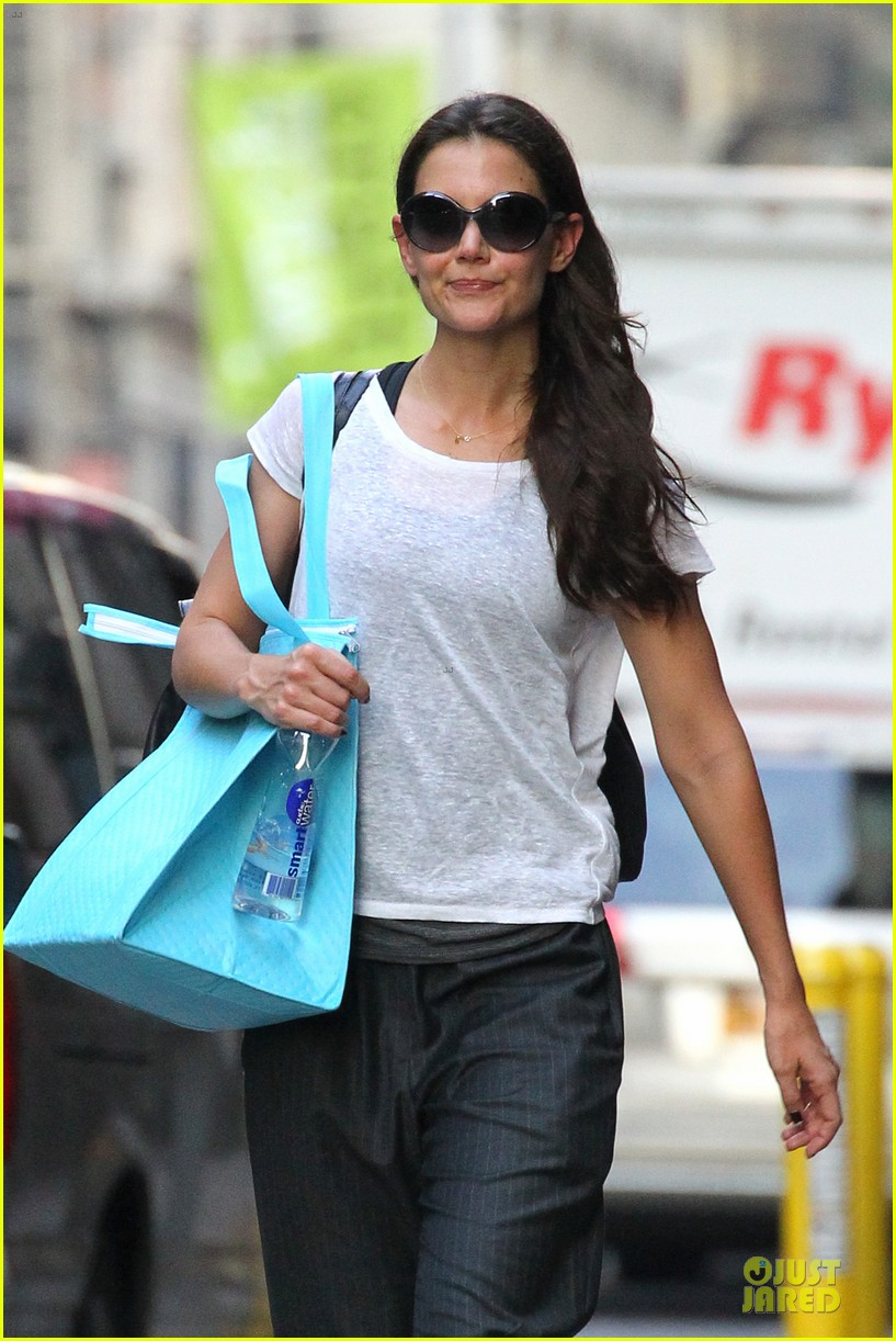 katie holmes soul cycle workout 10