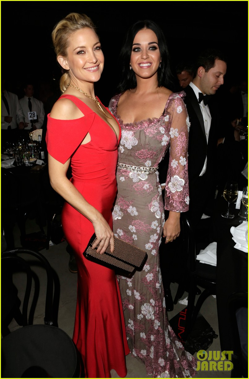 kate hudson katy perry amfar inspiration gala los angeles 01