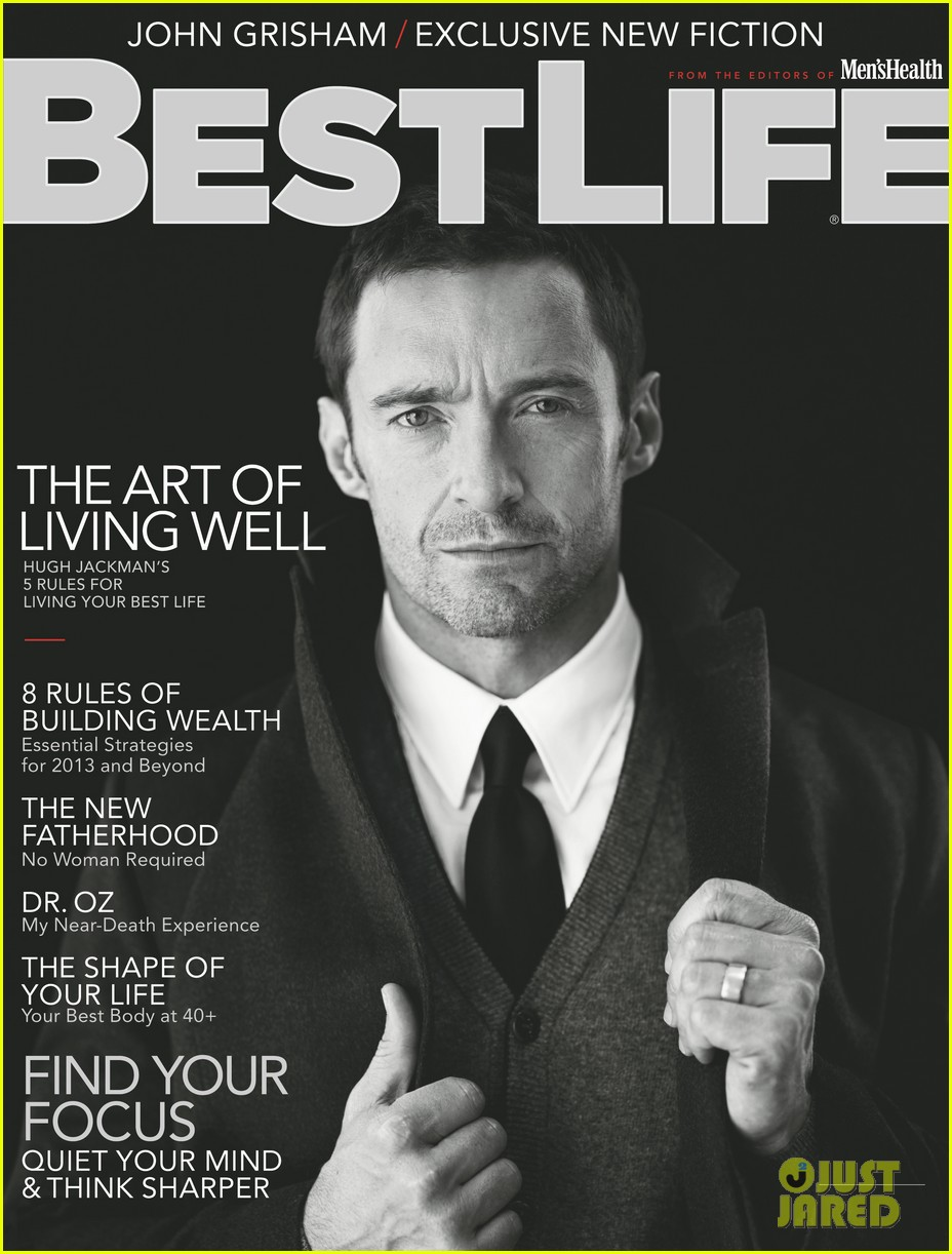 hugh jackman covers best life exclusive 012740857