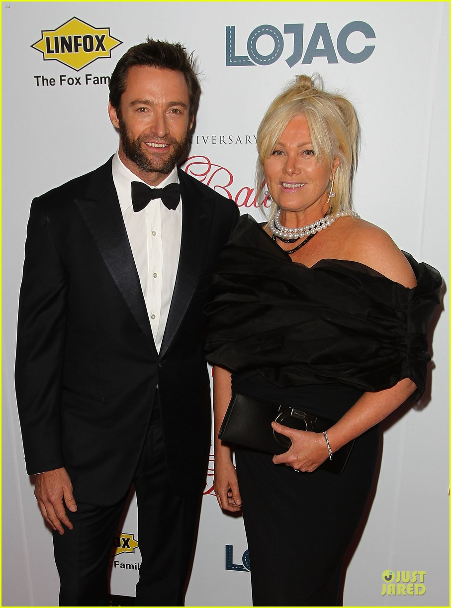 hugh jackman red ball with deborah lee furness 06