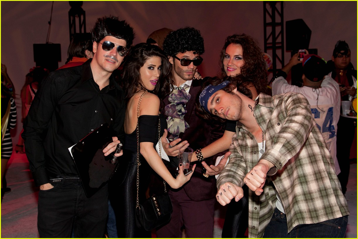 just jared halloween party 2012 062747997