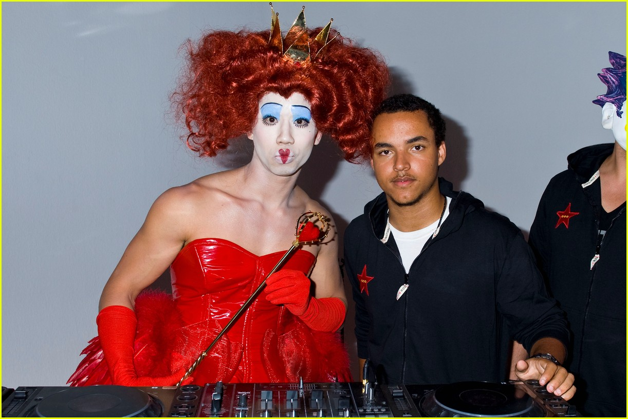 just jared halloween party 2012 07