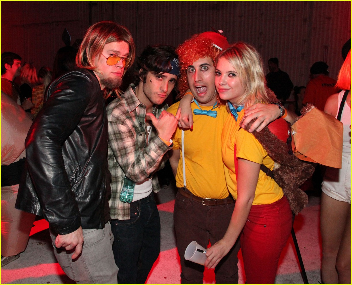 just jared halloween party 2012 082747999