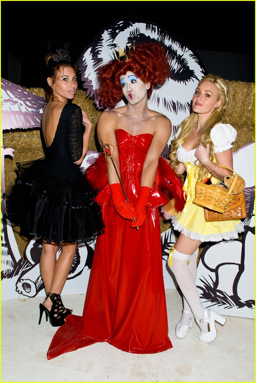 just jared halloween party 2012 452748036
