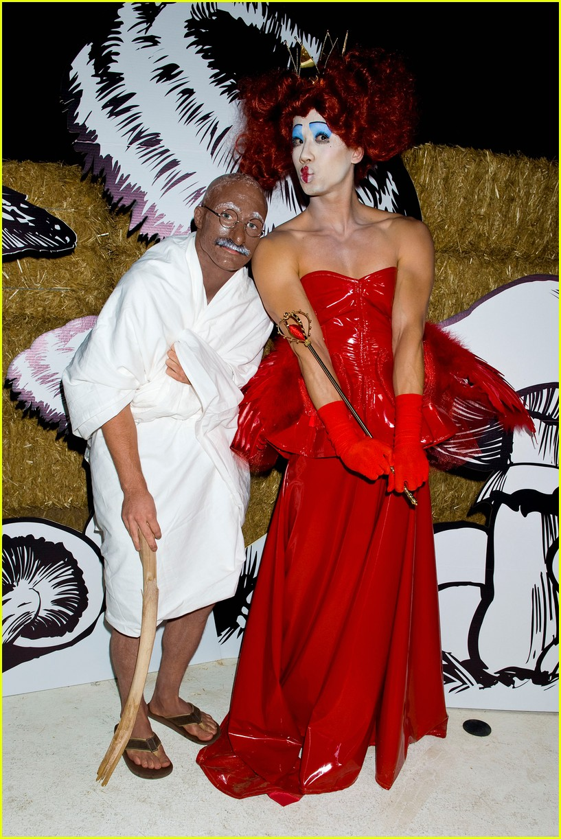 just jared halloween party 2012 492748040