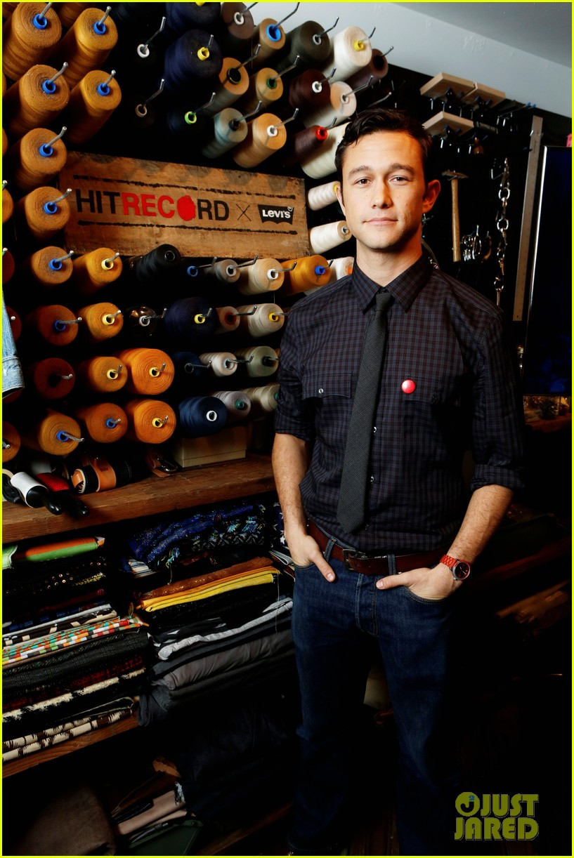 joseph gordon levitt launches hitrecord levis partnership 012735011