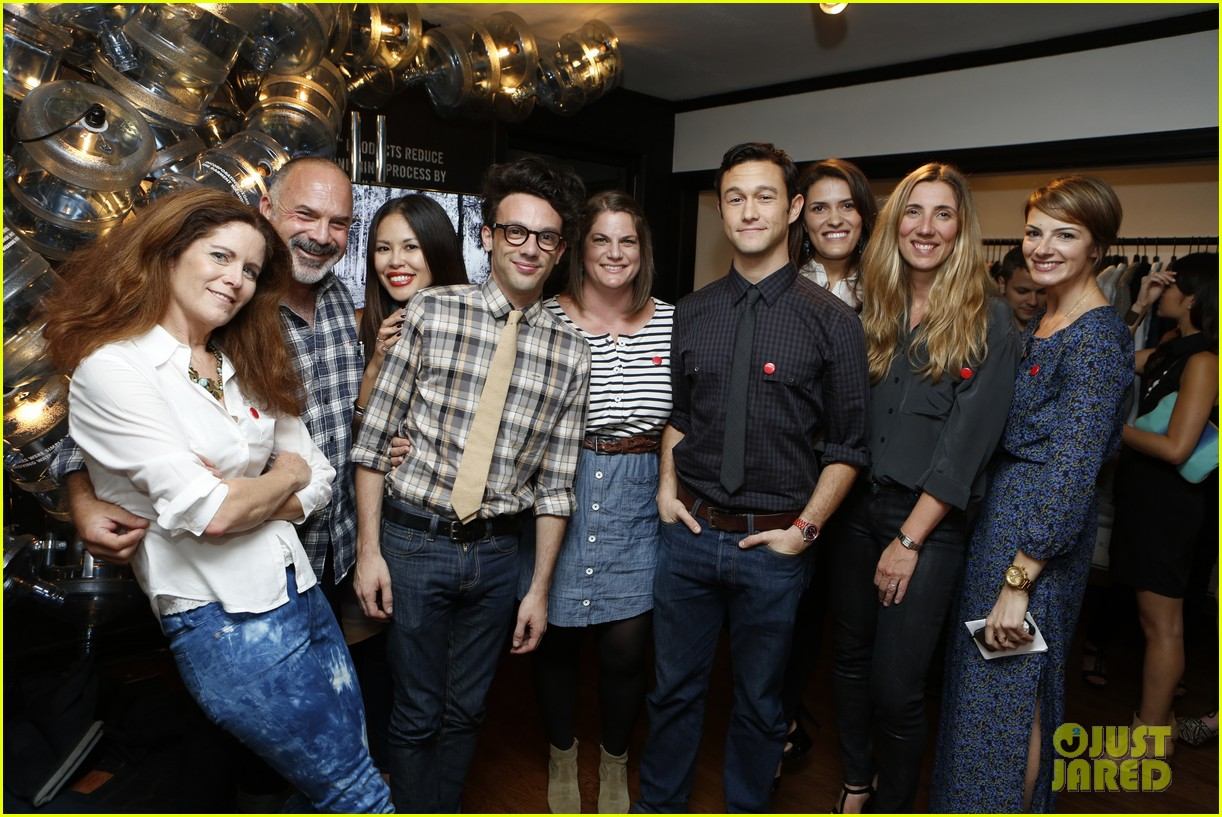 joseph gordon levitt launches hitrecord levis partnership 032735013