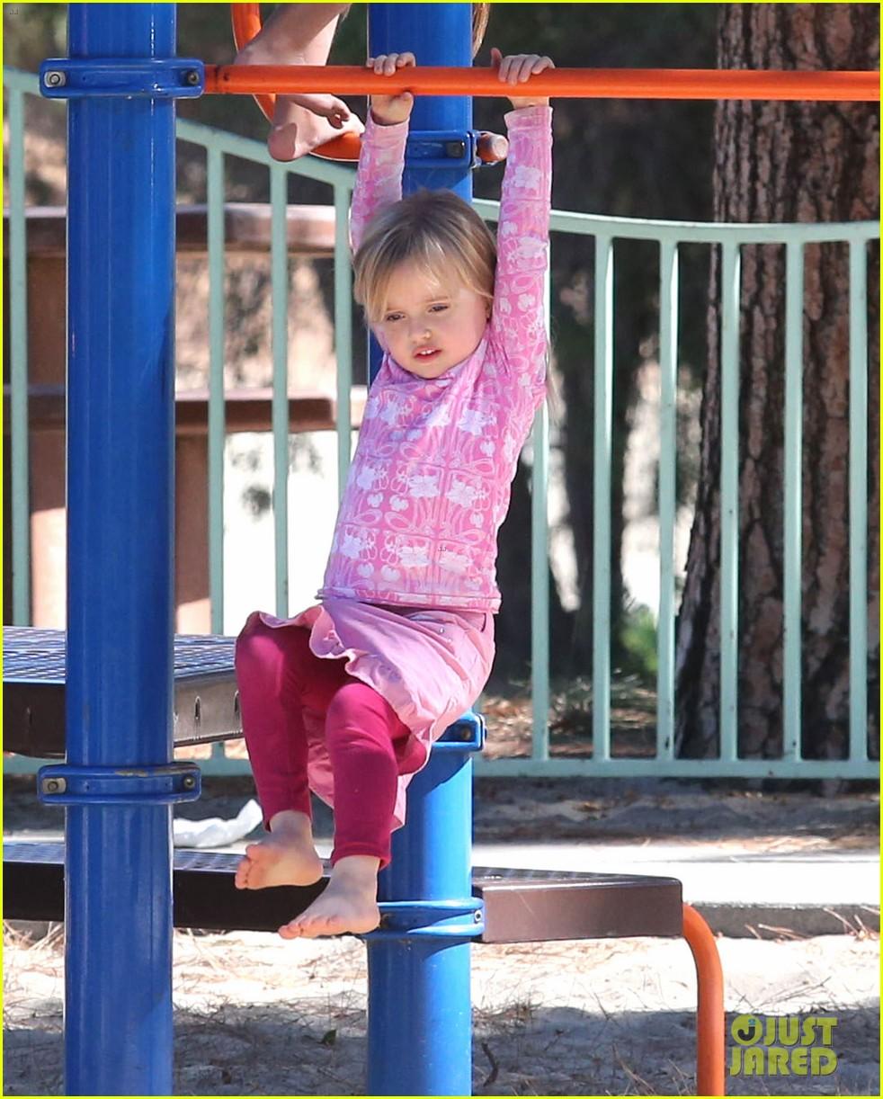 angelina jolie park playtime with knox vivienne 182746370