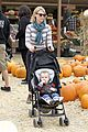january jones pumpkin patch with xander 03