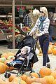 january jones pumpkin patch with xander 14